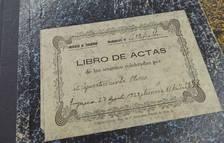 Altafulla digitaliza documentos de los 30