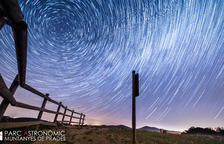 Cazar lluvias de estrellas en Prades