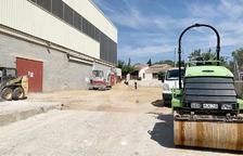 El Ayuntamiento de Roda de Berà pone en marcha seis actuaciones urbanísticas de forma simultánea