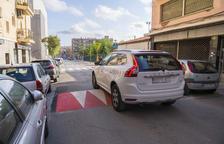 Cotxes a gran velocitat continuen posant en alerta diversos barris de Ponent de Tarragona