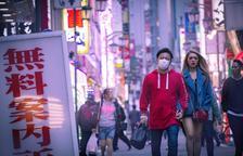 El Japó registra 20.000 nous contagis per primera vegada en la pandèmia