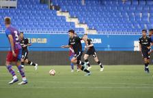 Partit seriós i sense gols del Nàstic davant d'un rival directe a la Primera RFEF (0-0)