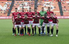 Raúl Agné comença a definir el seu onze titular per a l'inici de la lliga
