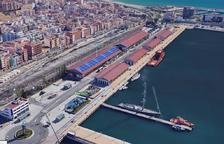 El Museo del Puerto de Tarragona generará el 26% de la energía del muelle Costa