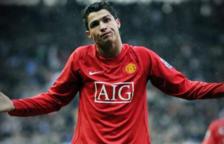 Cristiano Ronaldo fitxa pel Manchester United