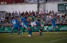 L'1x1 de l'Atlético Sanluqueño-Nàstic
