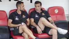 Raúl Agné: «Marxo content amb el joc de l'equip, no amb el resultat»