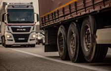 Los vehículos pesados de tonelaje superior a 26 toneladas ya no podrán circular por la N-240 de Lleida a Montblanc