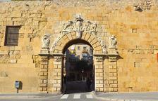 Demanen controlar l'accés de vehicles pel Portal de Sant Antoni de Tarragona