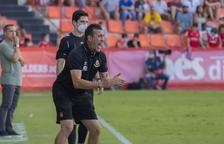 Agné: «L'equip ha agafat un impuls en atac amb els dos canvis»