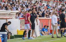 RaúlAgné: «Per estar a dalt en una lliga com aquesta sempre s'ha de guanyar a casa»