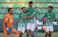 El Betis Deportivo arriba a Tarragona castigat per les baixes i amb incògnites