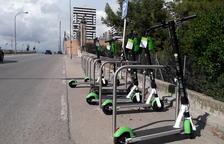 Lime, la quarta companyia de patinets elèctrics, desplega la seva flota a Tarragona
