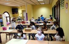 Confinats per covid cinc grups de tres centres educatius a l'inici del curs