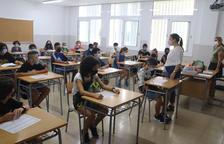 Pugen a 62 els grups escolars confinats (+31) i hi ha 2.381 persones en quarantena