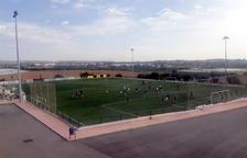 La RFEF aporta 9.000 euros para mejorar el estadio de Altafulla