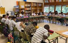Pugen a 31 els grups escolars confinats (+19) i hi ha 1.643 persones en quarantena