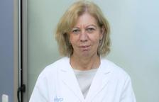 La doctora Enriqueta Felip.