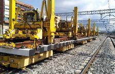 Adif reestablece la circulación ferroviaria entre Tarragona y Reus