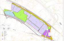 Cimalsa comercializa dos futuras parcelas industriales del Logis Montblanc