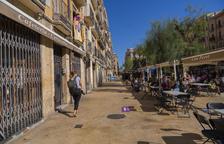 El sector hostaler de la plaça de la Font manté la protesta i no obrirà durant els actes de Santa Tecla