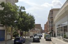 Imagen de archivo de la calle del Roser.