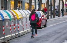 Els patinets i les bicicletes no podran circular per les zones de vianants de Tarragona