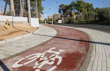 La Generalitat fa els primers passos per al carril bici de Reus a Cambrils