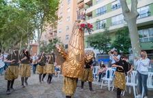 Reus viu amb «il·lusió» el retorn dels actes festius al passeig de Misericòrdia enguany