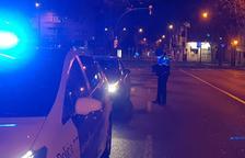 Imagen de los agentes de la Guardia Urbana de Reus.