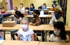 Andorra retira la mascareta a les aules