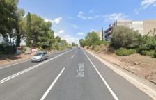 Sant Salvador reclama una millora de la connexió a peu amb el centre