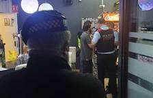 Dispositiu policial a Reus que acaba amb 7 detinguts, 13 denunciats i més de 40 identificats