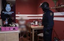 Liberadas cinco mujeres obligadas a prostituirse en varios pisos de l'Aldea y Amposta