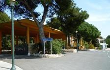 Imatge d'arxiu de l'accés a l'antiga Ciutat Residencial de tarragona.