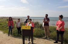 Acusan a Endesa de desentenderse de la restitución del litoral en el desmantelamiento de la térmica de Cubelles
