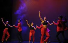Las escuelas de danza de Reus despiden el Festival Cos