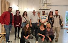 Una quincena de escaparates lucirán las obras de 'Reus Espais Vius'