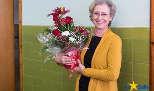 Teresa Camón, la professora de l'escola.