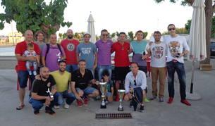 Fotografia de la final del Campionat.
