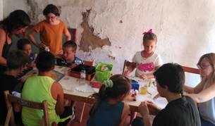 Les classes s'han adreçat a nens i nenes de primer a sisè de Primària, principalment de la Part Alta.