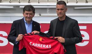 Josep Maria Andreu i Lluís Carreras.