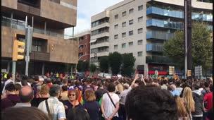 Es manté la concentració de protesta d'aquest dimarts davant la subdelegació del Govern