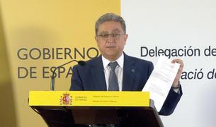 Millo veu «carregada de sentit comú» la proposta d'Albiol d'il·legalitzar programes electorals «fora de la llei»