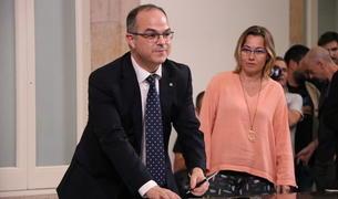 El Govern referma que culminarà el mandat de l'1-O malgrat l'anul·lació de la llei del referèndum