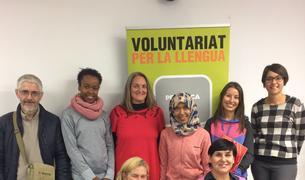 Tots els sis aprenents d'enguany procedeixen del curs Bàsic 3 de català.