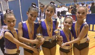 Bons resultats del Salou Club Esportiu a Lleida