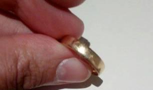 Es desconeix sil'anell compta amb algun tipus d'inscripció.