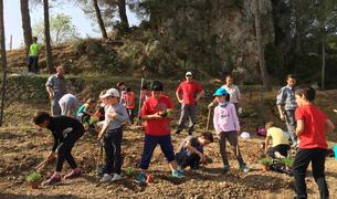 És una activitat organitzada per l'Escola Valdelors amb el patrocini de l'Ajuntament.
