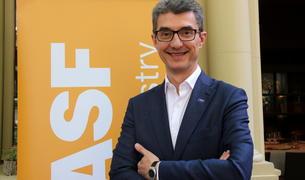 El director general de BASF Espanya. Carles Navarro.